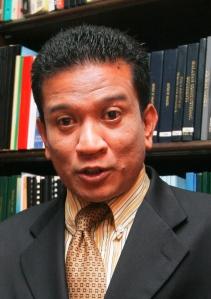 Prof Dr Agus Yusof