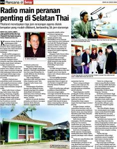 Kisah Selatan Thailand