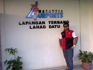 Lapangan Terbang Lahad Datu.