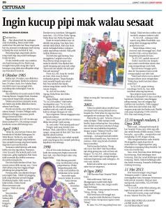 Sinar Harian - 10 Mei 2013