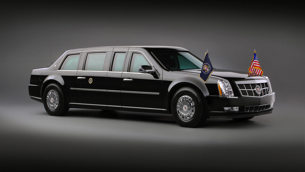 the presidential cars mycerita here. Black Bedroom Furniture Sets. Home Design Ideas